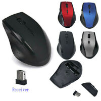 2.4GHz 6D USB Wireless Optical Gaming Mouse 2000DPI Mice For Laptop Desktop Game