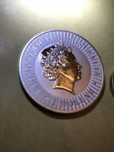 Australian Kangaroo 1oz Silver Coin 🇦🇺: