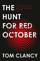 The Hunt for Red October, Clancy, Tom, New, Book