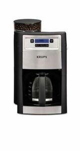 Krups KM785D50 Grind & Brew Coffee Maker - Black