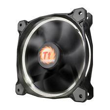 Thermaltake Riing 12 LED 120mm Ventilador alta presión estática 12cm-Blanco