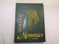 1952 GOLDEN MEMORIES WASHINGTON MISSIONARY COLLEGE D.C YEARBOOK YEAR BOOK