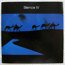 FAX Records - Silence – Silence IV -  PK 08/149 ambient music CD
