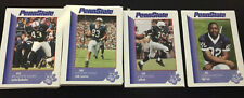 1997 Penn State Second Mile Football Set Missing 1 Card Nittany Lions