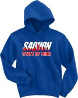Saquon Barkley New York Giants Saquon State of Mind HOODED SWEATSHIRT