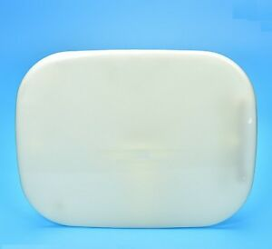Oil Fuel Filter tank Outer Cap White cover for Daewoo Lanos 96303245
