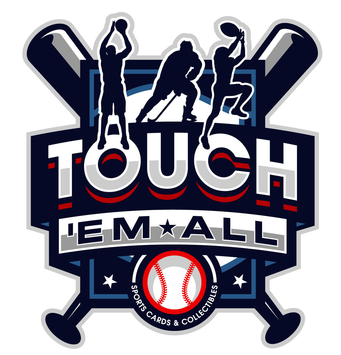 Touch Em All Sports Cards