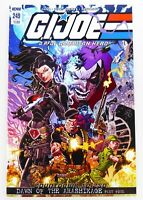 G.I. JOE: A REAL AMERICAN HERO (2019) #249 BARONESS ROYLE Cover B VARIANT NM-