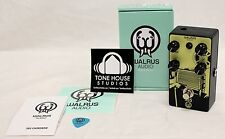 Walrus Audio 385 Overdrive / Distortion Guitar Effect Pedal - Brand New