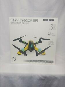 NEW VTI Skytracker GPS HD Video Drone WiFi 1000ft Range One Key Return 16 mins