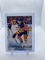 2019-20 Upper Deck UD Young Guns Joakim Nygard Edmonton Oilers ROOKIE Card RC