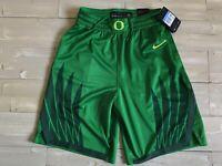 Men's Nike Elite Univ. Of Oregon Ducks Dri-Fit Basketball Shorts 'Wings' Size M