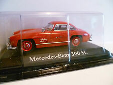MERCEDES-BENZ 300 SL ROUGE ~  NEUF