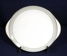 Royal Doulton China BERKSHIRE Handled Cake Sandwich Dessert Cookie Plate 10-3/8""