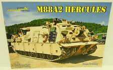 Tankograd In Detail Fast Track No.8 M88A2 Hercules - 40 Pages. Book