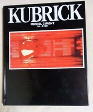 "Stanley Kubrick Japan photo book""Kubrick"" Michel Ciment  A Clockwork Orange Rare"