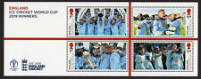 2019 CRICKET MENS WORLD CUP Mini Sheet Mint - No Barcode MS4274