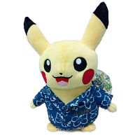 Vacances Pikachu Okinawa ver. Pokemon Plush Toy Soft Vacation Stuffed Animal 7""