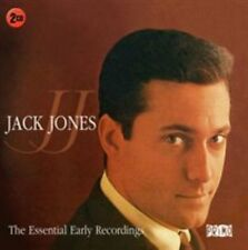 The Essential Early Recordings by Jack Jones (CD, Aug-2015, 2 Discs, Primo)