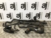 VW CRAFTER 2013 COOLANT PIPES