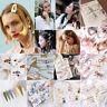 Fashion Pearl Women Hair Clip Snap Barrette Stick Hairpin Bobby Hair Accessories
