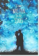 It Was Written in the Stars Inside Congratulations on Your Wedding Day CARD NEW