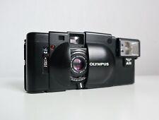 [NMINT] Olympus XA Rangefinder + Flash | Zuiko 35mm f/2.8 | Film tested mju ii