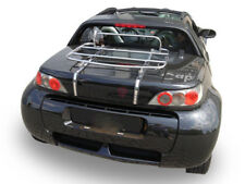 Luggage Rack Rear Rack Carrier Rear Luggage Carrier for Smart Roadster 2002-2005