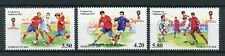 Tajikistan 2017 MNH World Cup Football Russia 2018 3v Set Soccer Stamps