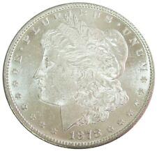 1878 S SILVER UNITED STATES MORGAN $1 DOLLAR CONDITION BRILLIANT UNCIRCULATED