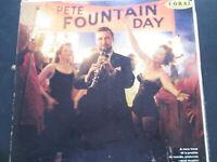 Pete Fountain Day lp album 33 1/3 rpm