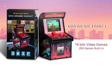 220 in 1Mini Arcade Game For Kids Retro Video Games Classic Machine Pocket hand