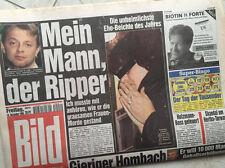 Bildzeitung vom 10.12.1999  17. 18. 19. 20. Geburtstag Geschenk * Ripper