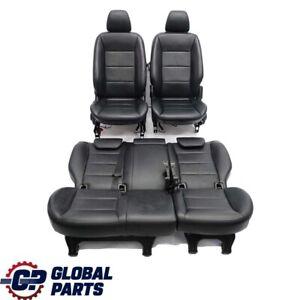 Mercedes-Benz Classe B W245 Nero pelle Sedili Sedile Comfort Sellino Pacchetto
