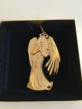 """Holiday """"Angel With Halo"""" Ornament"""