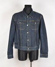 Diesel Jeans Gregg 741 Men Denim Jacket In Size 2XL, Genuine