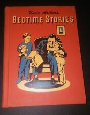 Maxwell 1950s Red Vol 2 Uncle Arthur's Bedtime Stories