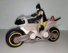 IMAGINEXT Batman dc super friends BATMAN TRANSFORMING MOTORCYCLE & action Figure