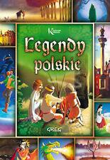 Legendy polskie + Misiowe piosenki (cd)+ Baśnie polskie (cd) dla dzieci, polska