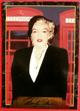 """Sports Time Inc."" MARILYN MONROE Card # 120 individual card, issued in 1995"