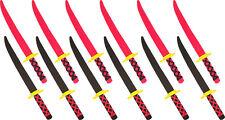 Foam Ninja Swords - Safe & Fun - By Trademark Innovations (Set of 24)