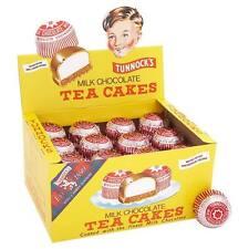 Tunnock's Milk Chocolate Tea Cakes 36 x 24g Catering Bulk British Expat
