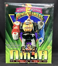 Mighty Morphin Power Rangers Deluxe Ninja Megazord Bandai 2491