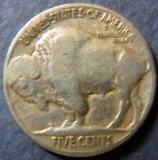 1928  Vintage INDIAN HEAD/BUFFALO NICKEL, Fine Details Philadelphia Mint Coin #5