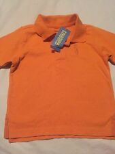 Gymboree California Surfin Boys Short Sleeve Polo Shirt Size 18-24 Months Nwt