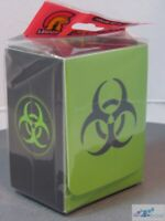 LEGION SUPPLIES DECK BOX CARD BOX Absolute Biohazard FOR MTG cards Pokemon