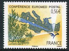 STAMP / TIMBRE DE FRANCE  N° 4422 ** CONFERENCE EUROMED POSTAL