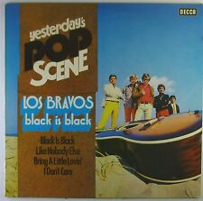 "12"" LP - Los Bravos - Black Is Black - A2914h - RAR - washed & cleaned"