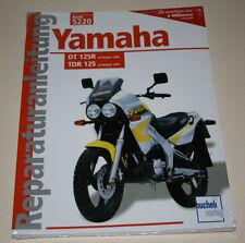 Reparaturanleitung Yamaha DT 125 R + TDR 125, ab Baujahr 1990