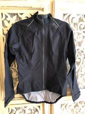 X-SMALL (XS) Gore Women's Cycling RAIN JACKET - black